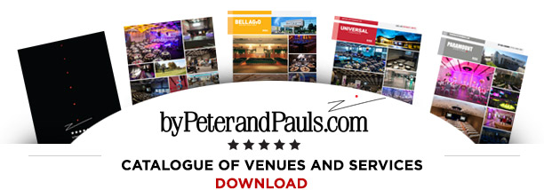Venues and Services Cataloque