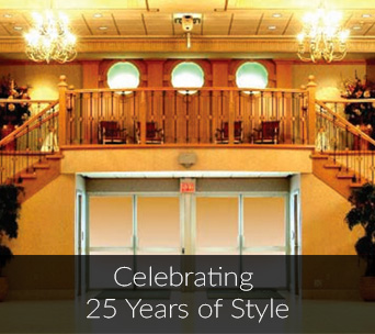 Celebrating 25 Years of Style