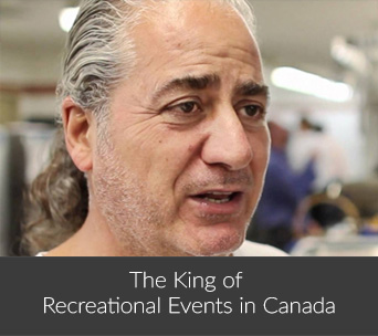 The King of Recreational Events in Canada