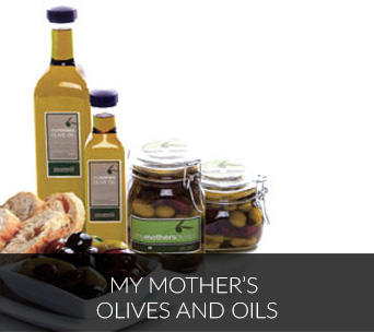 My Mother's Olives and Oils
