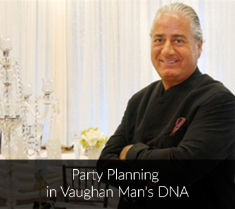 Party Planning in Vaughan Man's DNA