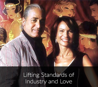 Lifting standards of Industry and love