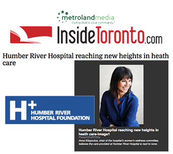 Humber River Hospital reaching new heights in healthcare