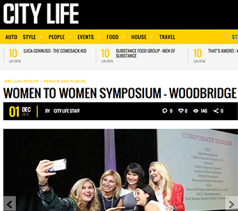 Women to Women symposium - Woodbridge