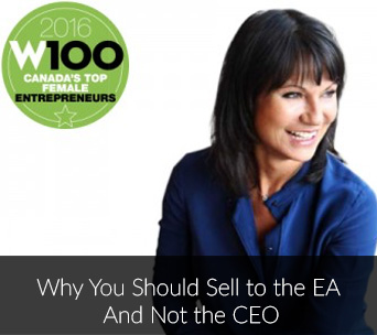 Why You Should Sell to the EA And Not the CEO