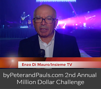 byPeterandPauls.com 2nd Annual Million Dollar Challenge