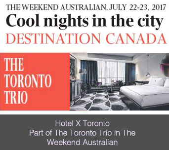 Hotel X Toronto