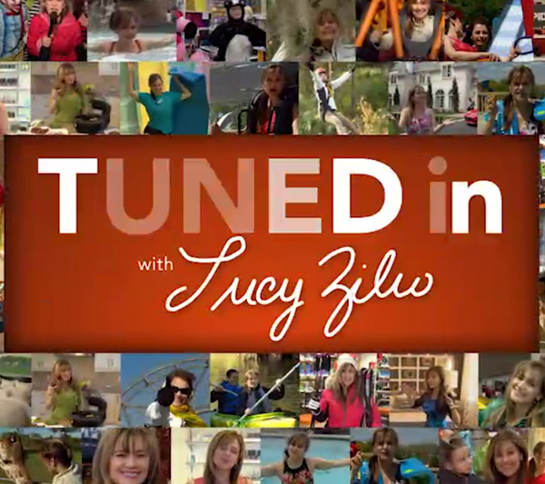 Tuned In With Lucy Zilio