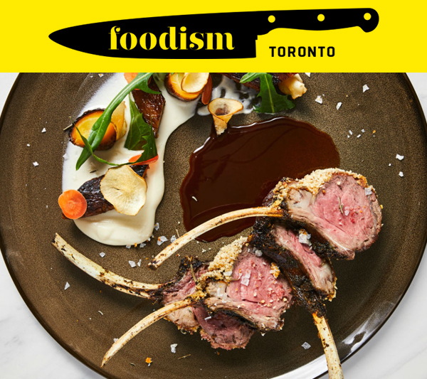 Pètros82's Walnut-Crusted Roasted Australian Lamb Rack